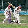 Essex v Wales at Bishop's Stortford, Herts, England, National Over 60s County Championship 047.jpg