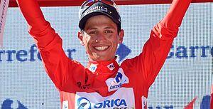 Esteban Chaves Vuelta a Espana 2015.jpg