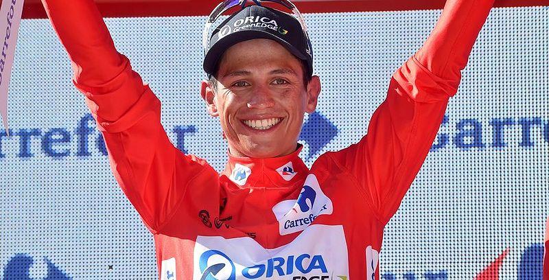 Archivo:Esteban Chaves Vuelta a Espana 2015.jpg