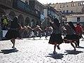 Ethnic dances in Cusco (Peru) (36875594391).jpg