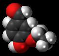 Ethylvanillin 3D spacefill.png