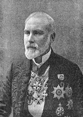 Jean-Baptiste Claude Eugène Guillaume - Eugène Guillaume Photograph by Eugène Pirou