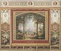 Eugen Napoleon Neureuther - Aussicht von der Villa Malta in Rom - 11484 - Bavarian State Painting Collections.jpg