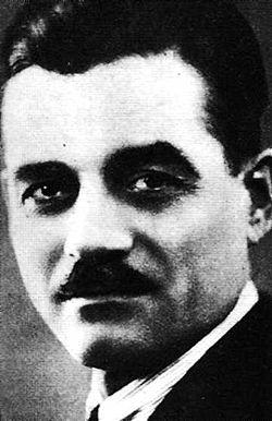 E. Eugene. Dieudonné alrededor de 1913