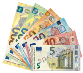 Euro banknotes Europa series.png