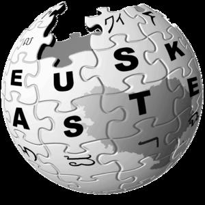 Basque Wikipedia - Image: Euskalastealogo