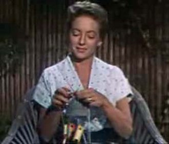 Evelyn Keyes - Evelyn Keyes in The Seven Year Itch (1955)