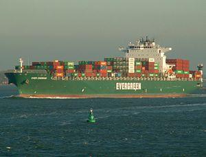 Ever Charming IMO 9293777, Port of Rotterdam, Holland 29-Jan-2006.jpg