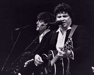 The Everly Brothers - The Everly Brothers performing in New York
