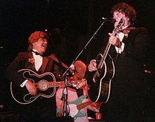 The Everly Brothers, Phil (vlevo) a Don