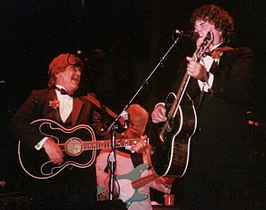 The Everly Brothers, Phil (links) en Don.