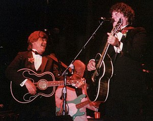 Rock music - The Everly Brothers in 2006