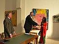 Evropské Ocenění ve Fine Arts (Evropská unie umění, Galerie Miro, Praha 2007).jpg