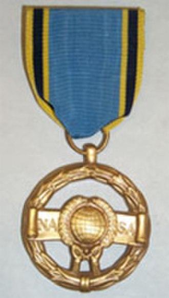 Joseph Gutheinz - Exceptional Service Medal