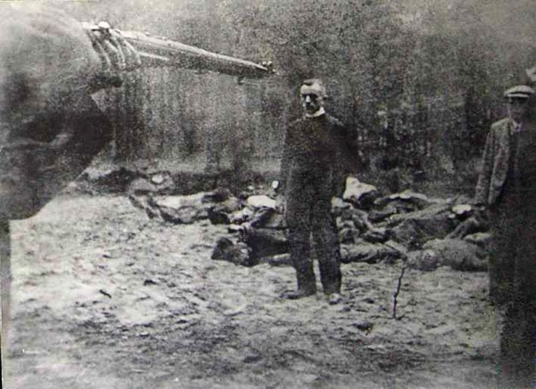Execution in Piaśnica forest