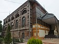 Exterior of the Six-dome synagogue 03.jpg