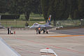 F-16 de la Fuerza Aérea Belga en Vigo (7617832752).jpg