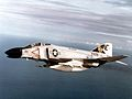 F-4B Phantom of VF-21 over Vietnam 1965.jpg