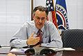 FEMA - 35758 - FEMA Administrator Paulison at FEMA headquarters teleconference.jpg