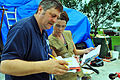 FEMA - 44273 - FEMA and state individual assistance worker in Oklahoma.jpg