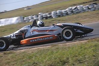 Formula Ford - FFEA Van Diemen RF01 Chassis