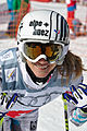 FIS Ski Cross World Cup 2015 - Megève - 20150313 - Ophélie David 1.jpg