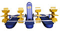 FORJET paddlewheel aerator ( 2HP - 4 impellers ).jpg