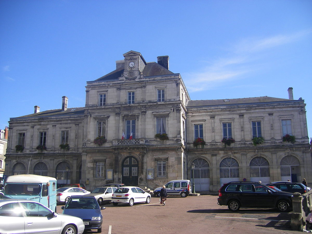 Clamecy ni vre wikip dia for Nievre code postal