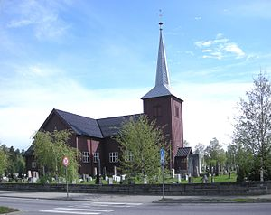 Elverum - Elverum Church