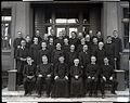 Faculty, 1914, Saint Louis College, sec9 no868 0001, from Brother Bertram Photograph Collection.jpg