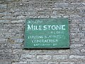 Fading but historic trade sign on cottage in Appleton-le-Moors - geograph.org.uk - 842586.jpg
