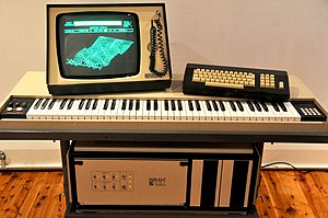 Fairlight CMI - Fairlight CMI Series IIx (1983)