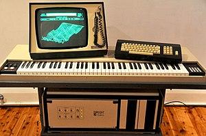 Fairlight CMI - Fairlight CMI Series IIx (1983)