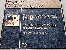 Fairmount Park Riverside California Map.Fairmount Park Riverside California Wikipedia