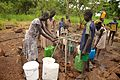 Families in Kule Camp, Gambella have access to clean water (14950165820).jpg