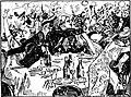 Fanciful sketch by Marguerite Martyn of a New Years Eve celebration.jpg