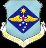 Far East Air Forces - Emblem 1954