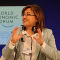 Fatma Sahin - World Economic Forum on the Middle East, North Africa and Eurasia 2012.jpg