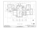 Feland House, 63 Enclosure, Nutley, Essex County, NJ HABS NJ,7-NUT,4- (sheet 1 of 27).png