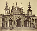 Felice Beato (British, born Italy - (A Gateway Leading into the Kaiserbagh Palace) - Google Art Project.jpg