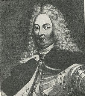 Ferdinand Kettler Duke of Courland and Semigallia