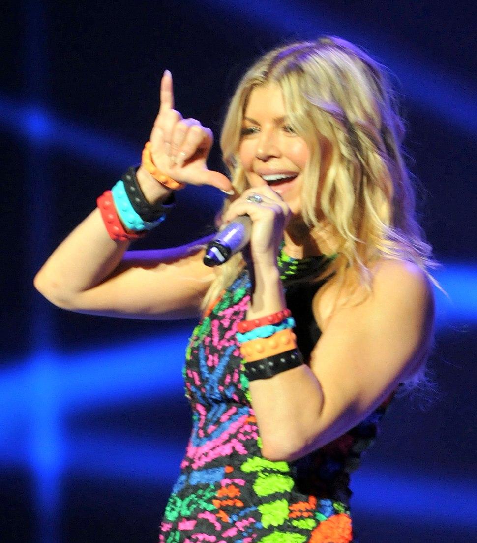 Fergie 2011