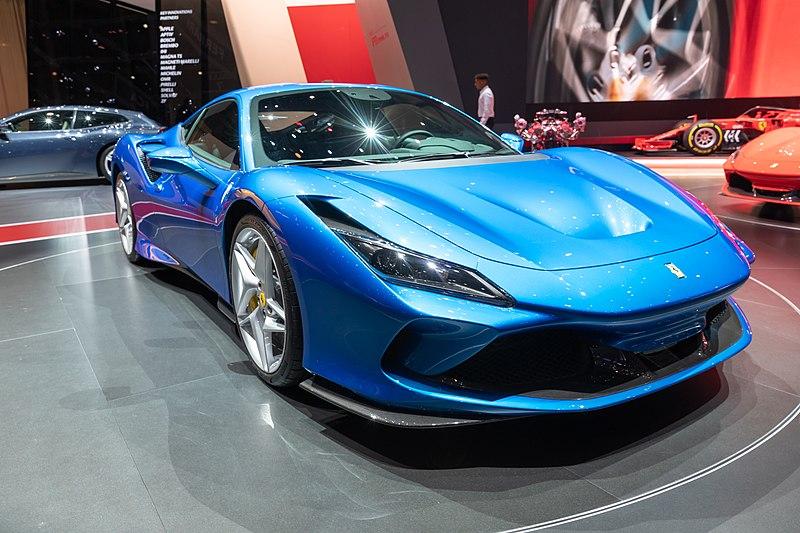 File:Ferrari F8 Tributo, GIMS 2019, Le Grand-Saconnex (GIMS1315).jpg
