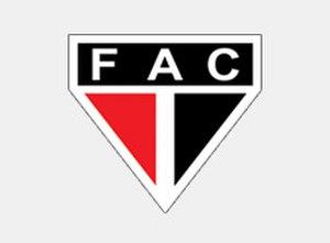 Ferroviário Atlético Clube (CE) - Image: Ferroviario escudo