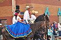 Fiestas Patrias Parade, South Park, Seattle, 2015 - 284 - the horses (20971985634).jpg