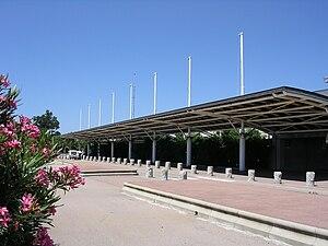Figari–Sud Corse Airport - Image: Figari aéroport