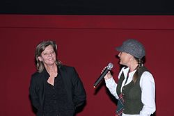 Filmmakers Iben Haahr Andersen and Minna Grooss.JPG