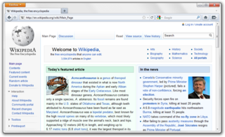 Firefox 4.0 on Windows 7.