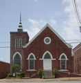 First Baptist Church in Tuscumbia, Alabama LCCN2010640425.tif