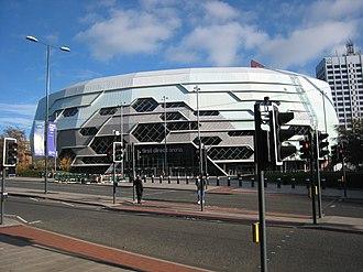 Leeds city centre - Leeds Arena